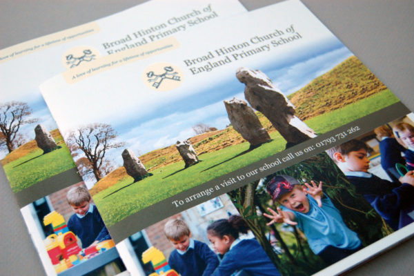 Broad Hinton School prospectus cover