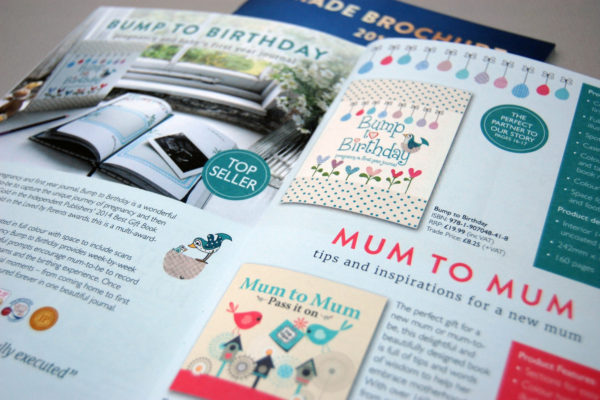 fytm Trade Brochure Mum to Mum spread