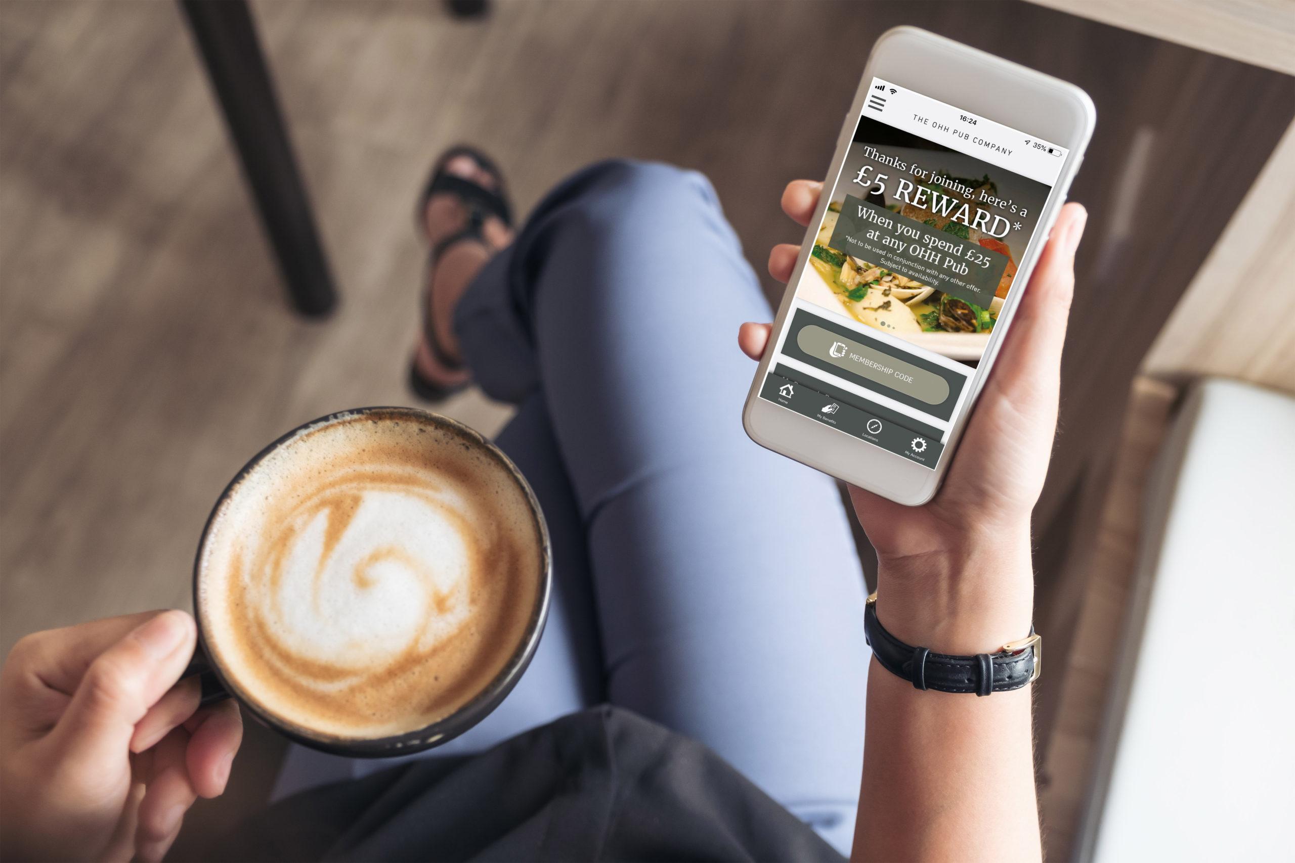 OHH Pub Co app 1 lifestyle